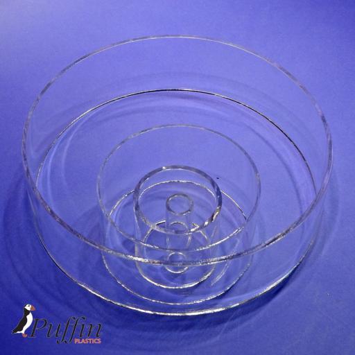 Perspex Acrylic Tube