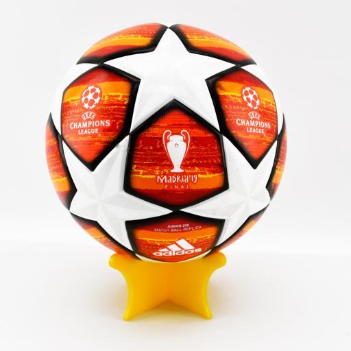 Football Display Stand / Riser Plinth - Colour