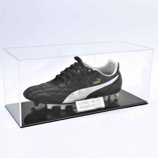 Collectable Shoe Display Case - Single