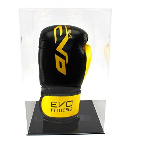 Boxing Glove Display Case - Single Portrait