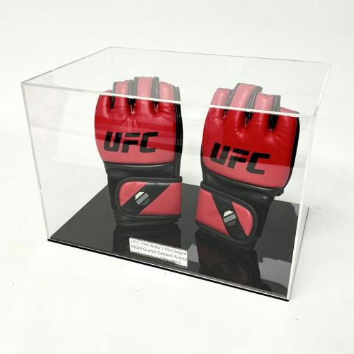 MMA Glove Display Case