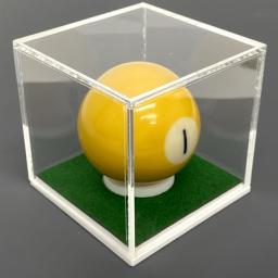 Premium Snooker Ball Display Case White Base 2.png