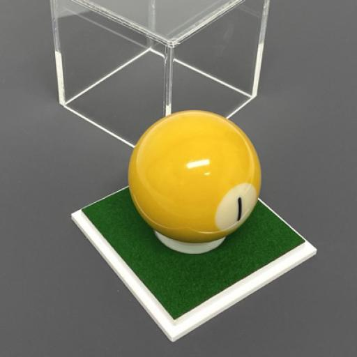 Snooker Ball Display Cases