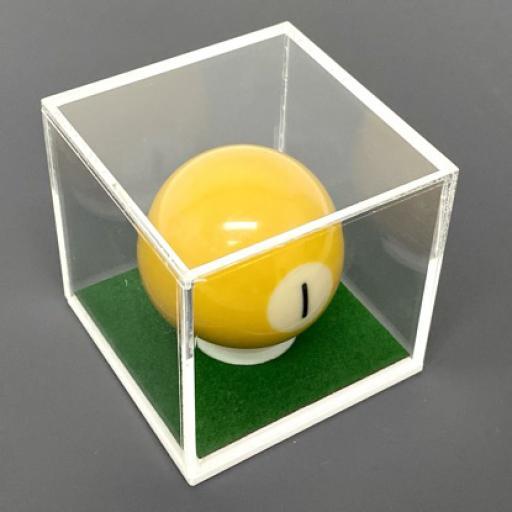 Premium Snooker Ball Display Case White Base.png