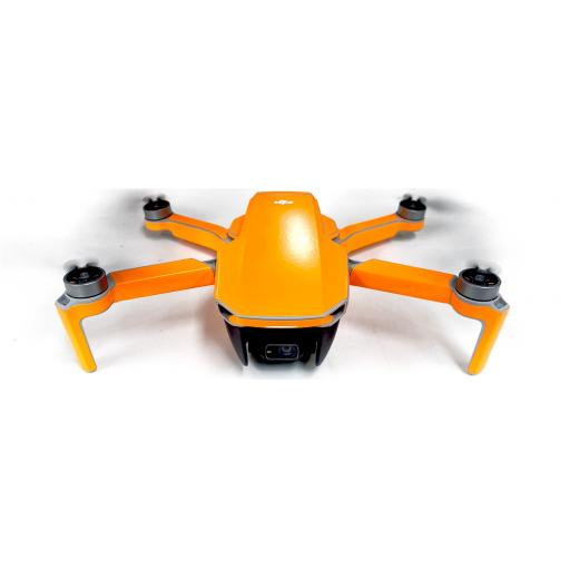 DJI Phantom 4 Skin - Neon Orange