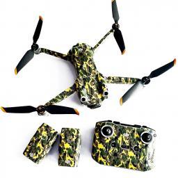 DJI Drone Skin Green Camo Image 2.png