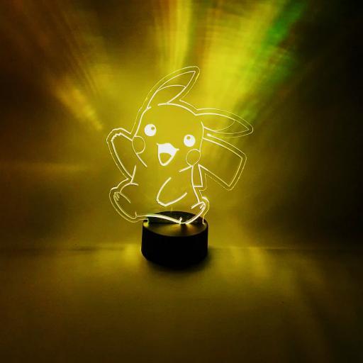Pikachu LED Light