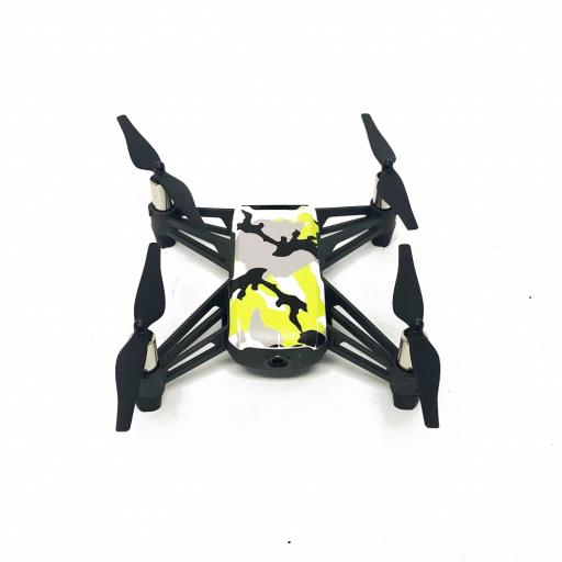DJI Drone Skin Grey Black Green Camo Image 2.png