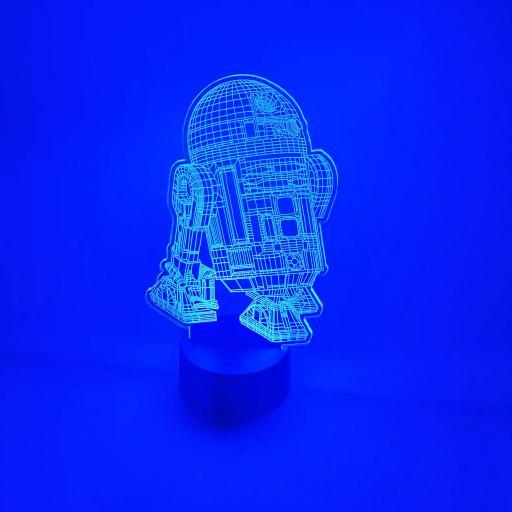 R2D2 LED Light