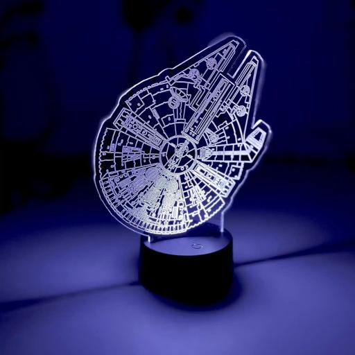 Millennium Falcon LED Light