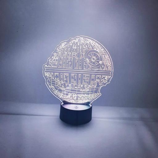 Deathstar LED Light