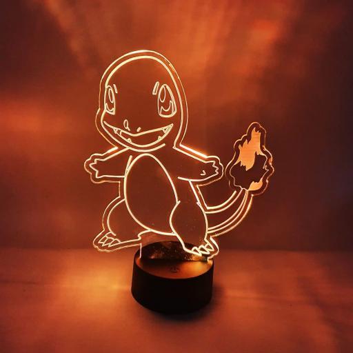 Charmander LED Light
