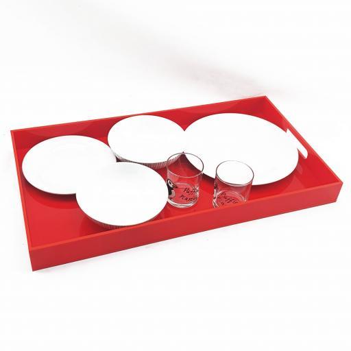 Acrylic Presentation Tray - 620mm x 340mm