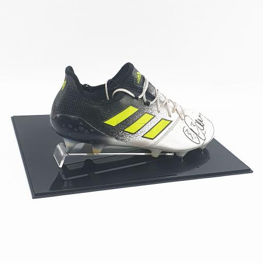 Football Boot Display Case (Double)- With Mirror Back