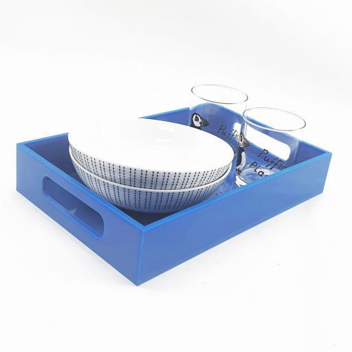 Acrylic Presentation Tray - 300mm x 200mm